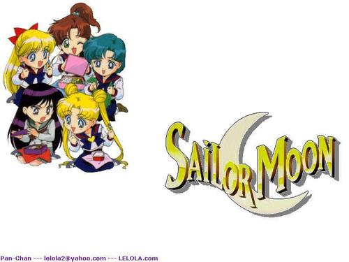 Sailor Moon 壁紙