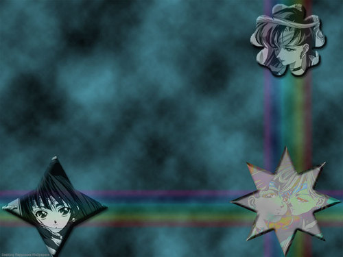 Sailor Moon wallpaper possibly containing a fleur de lis titled Sailor Moon wallpaper