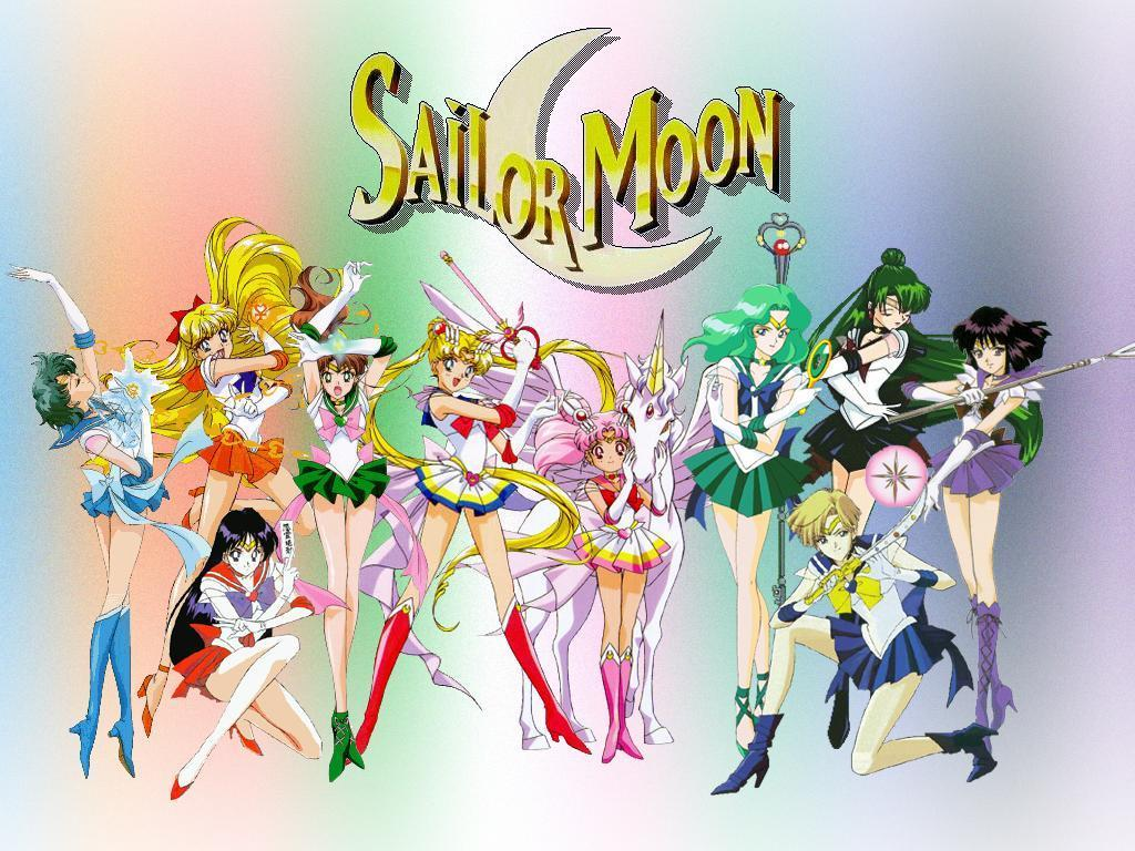 Sailor Moon پیپر وال