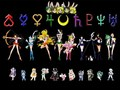Sailor Moon fondo de pantalla