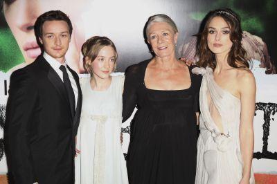 Saoirse Ronan, James Mcavoy, Keira Knightley