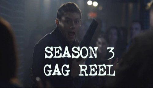 Season 3 Gag reel