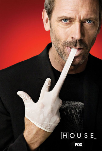 Season 5 Poster (Larger Ones) - house-md Photo