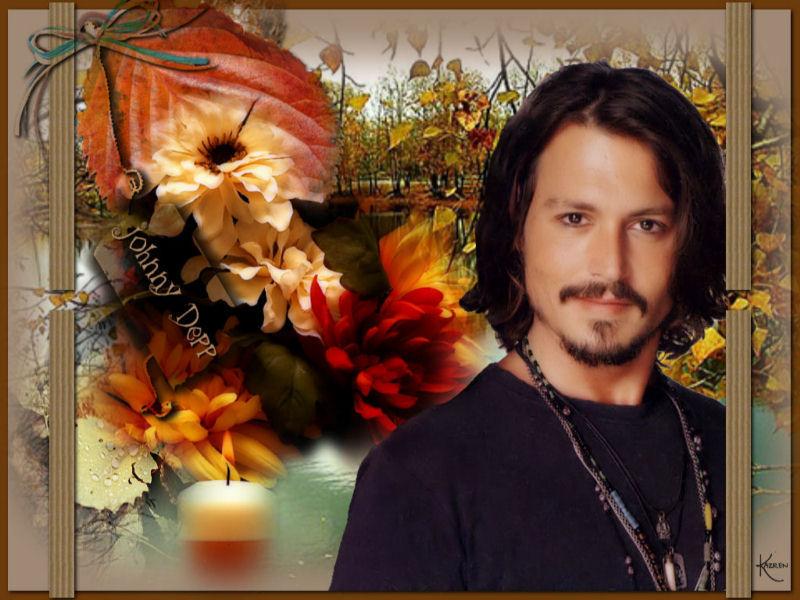 Iterewyt: Young Johnny Depp Wallpaper