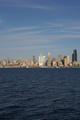 Elliott Bay and Skyline - seattle photo