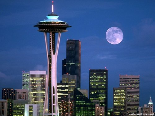 Seattle wolpeyper