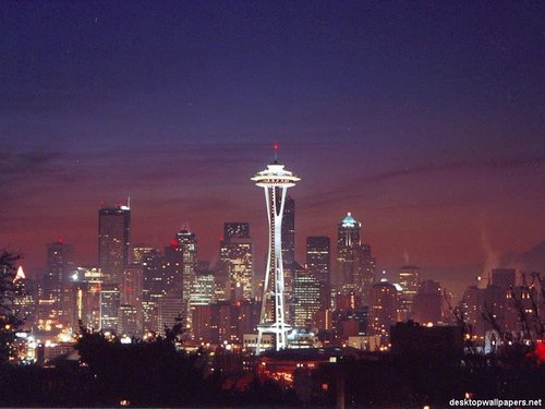 Seattle fondo de pantalla