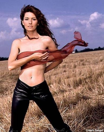 Shania Twain fond d'écran possibly with skin titled Shania