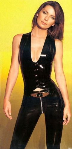 shania twain fondo de pantalla with a bustier, a leotard, and tights called Shania