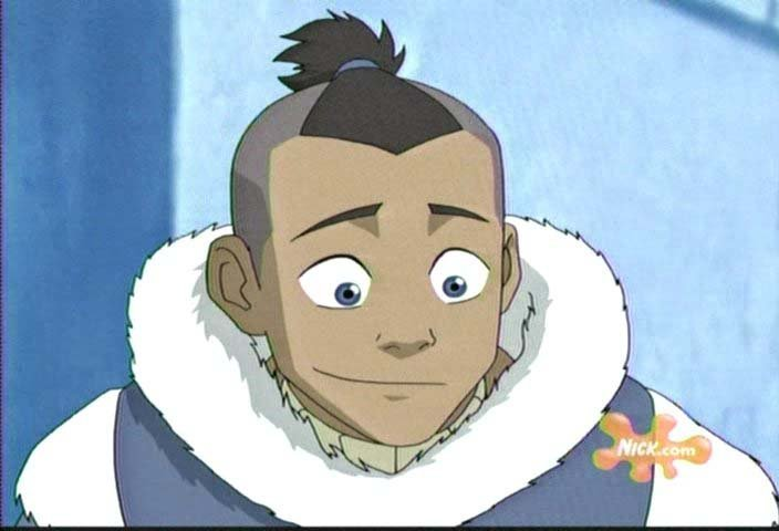 Sokka is totally the best