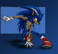 Sonic the Hedgehog - sonic-the-hedgehog fan art