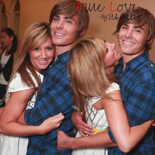 Give me your hand and i will  Zac Efron And Ashley Tisdale In Love