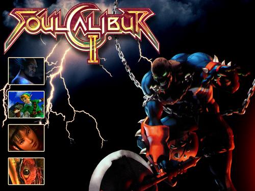 Soul Calibur II Unmasked Spawn