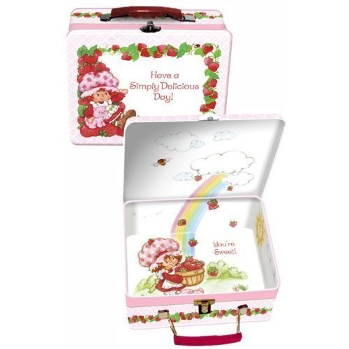 strawberi shortcake Lunch Box