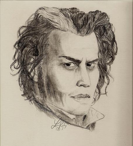 Sweeney Drawing