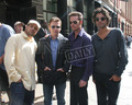 THE CAST OF ENTOURAGE TAKE MANHATTAN!  - kevin-connolly photo