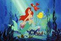 TLM - little-mermaid-ariels-beginning fan art