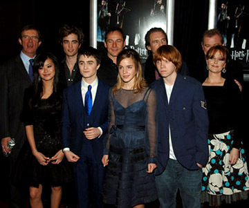 The cast of gof