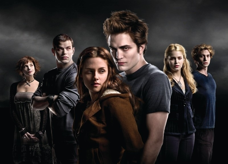 The cullens!