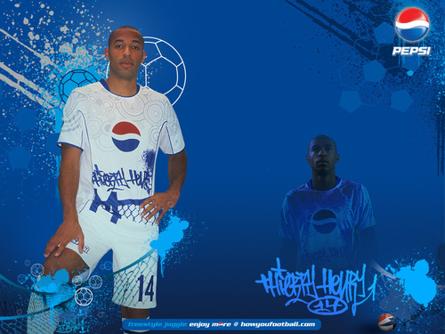 Thierry Henry (Pepsi)