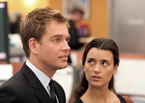 Tony and Ziva - ncis Photo