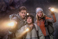 Trevor and Sean Anderson and Hannah Ásgeirsson - journey-to-the-center-of-the-earth photo