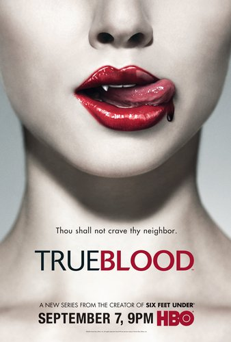 True Blood Promotional Poster