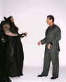 Undertaker & Vince McMahon