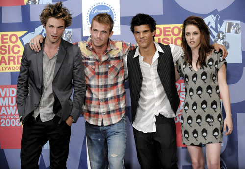 VMA Twilight Cast