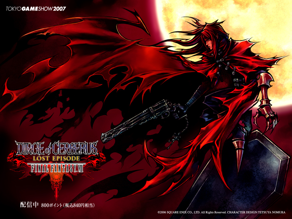 Vincent Valentine - vincent-valentine Wallpaper