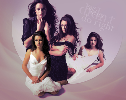 Wendla/Lea Michele Wallpaper - spring-awakening Wallpaper