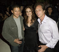 Wentworth Miller,Sarah,William Fichtner - prison-break photo