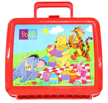 Lunch Boxes wallpaper called Winnie the Pooh Lunch Box