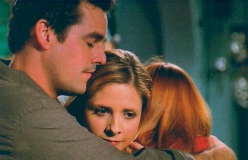Xander,Buffy & Willow