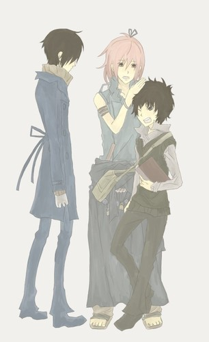 Yoite & Raikou & Gau