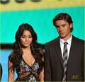 Zac and Vanessa at VMA'S