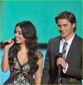 Zac and Vanessa at VMA'S