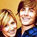 Zashley - zac-efron-and-ashley-tisdale icon