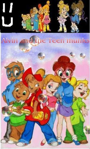 alvin and the teenmunks =p