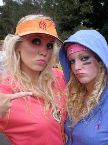 amy and cariba