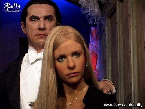 buffy at madam tussauds