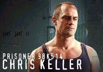 chris meloni in oz  - chris-meloni Photo