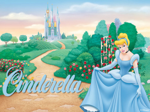 Cinderella wallpaper called cinderella