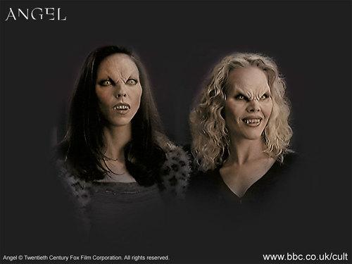 darla and drusilla