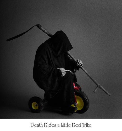 death rides .... a red trike