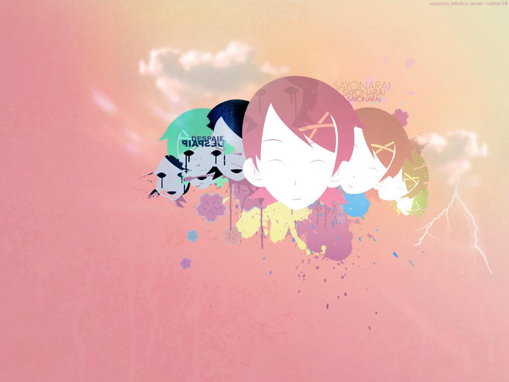 despair - Sayonara Zetsubou-sensei 1024x768 800x600