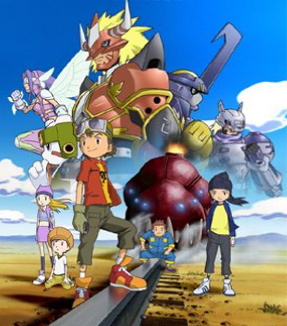 Digimon wallpaper titled digimon frontier