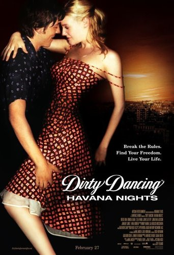 dirty dancing 2: havanna nights