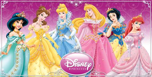 Disney princesses^^