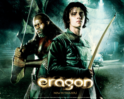Filem kertas dinding called Eragon
